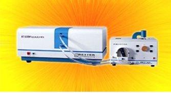 BT-9300H激光粒度分析仪