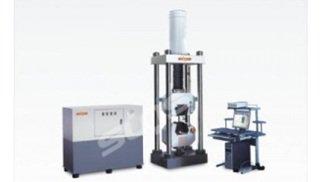 电液伺服万能试验机(单空间)