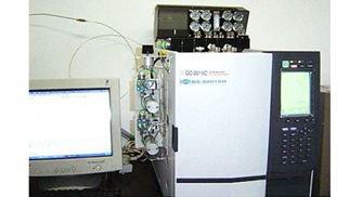 GC-8801SH型氦离子化检测器气相色谱仪