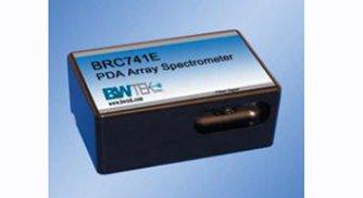 BRC741E光纤耦合UV/NIR增强PDA阵列光谱仪
