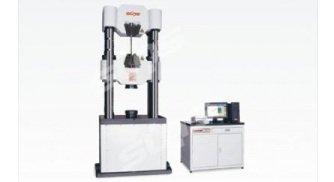 WAW系列微机控制电液伺服万能试验机(双空间)
