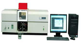 WFX-110B/120B/130B火焰原子吸收分光光度计