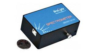 Brolight 紫外至红外(200nm~1000nm)光纤光谱仪(BIM-6002)