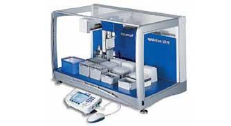 5075 VAC 全自动核酸分离纯化工作站